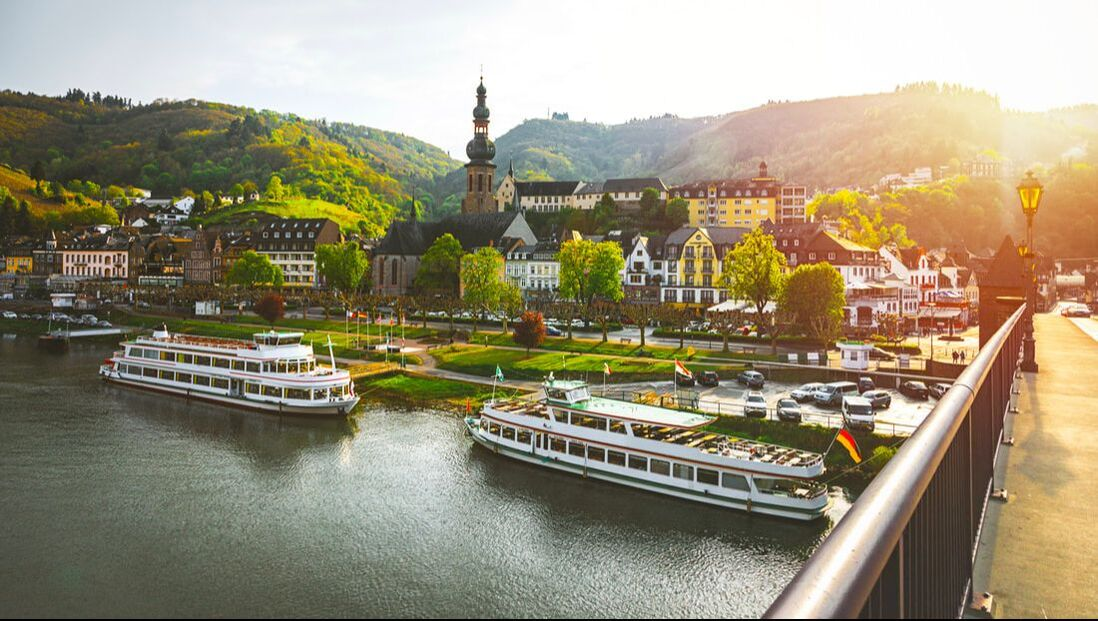 European river cruise boats